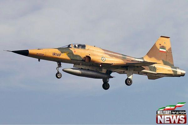 جنگنده های ارتش ایران