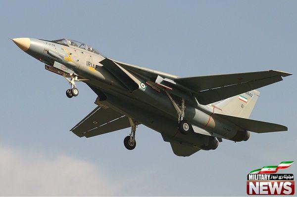 بهترین جنگنده های نیروی هوایی ایران