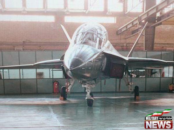 جنگنده های مخفی ایران