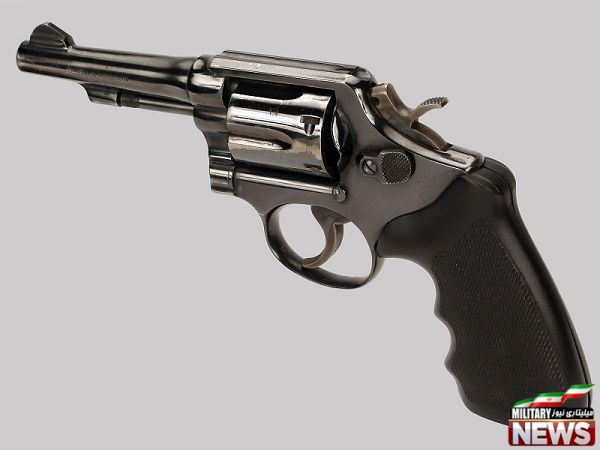 کلت کمری Smith & Wesson Model 10
