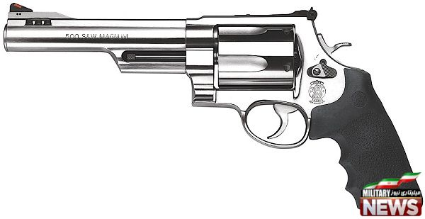 کلت کمری Smith & Wesson Model 500