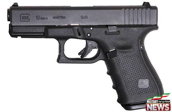 کلت اتوماتیک اتریشی Glock 19