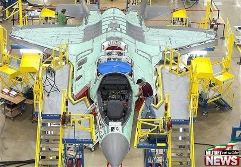 جنگنده فوقمدرنی که ۵۵ شلیک در ثانیه انجام میدهد +عکس