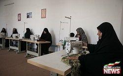 کمک سپاه به زنان بی سرپرست سیستان و بلوچستان+عکس