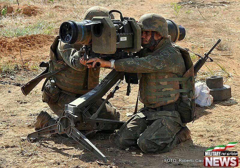معرفی موشک ضد تانک مخوف BILL 2