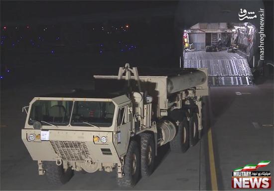 آغاز استقرار موشک تاد در کره جنوبی