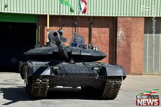 سپاه اولین مشتری تانک کرار شد