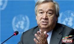 دبیرکل سازمانملل: بحران سوریه راهحلی بجز مذاکره ندارد