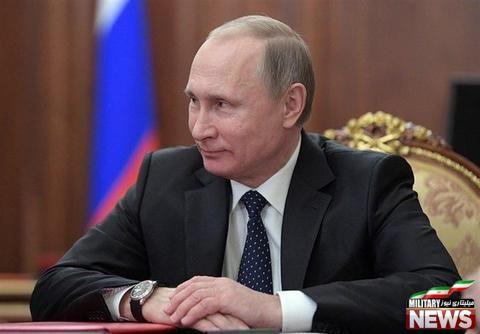 نشست شورای امنیت روسیه به ریاست پوتین