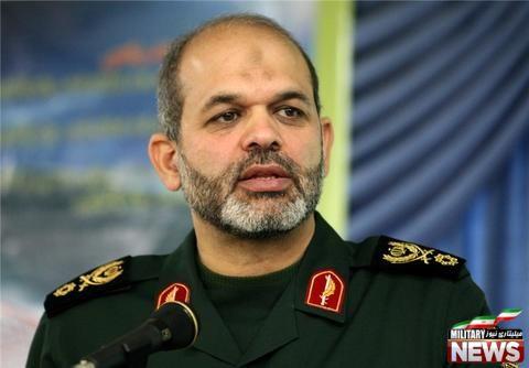 سردار وحیدی: حمله آمریکا به پایگاه نظامی سوریه به ضررش تمام خواهد شد