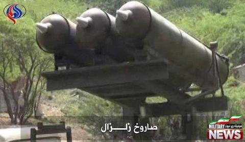 شلیک موشک زلزال ۲ ارتش یمن به مواضع نظامیان سعودی