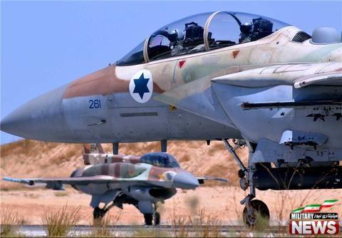 حمله جنگندههای اسرائیل به فرودگاه دمشق