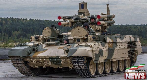 BMP-T یا ترمیناتور