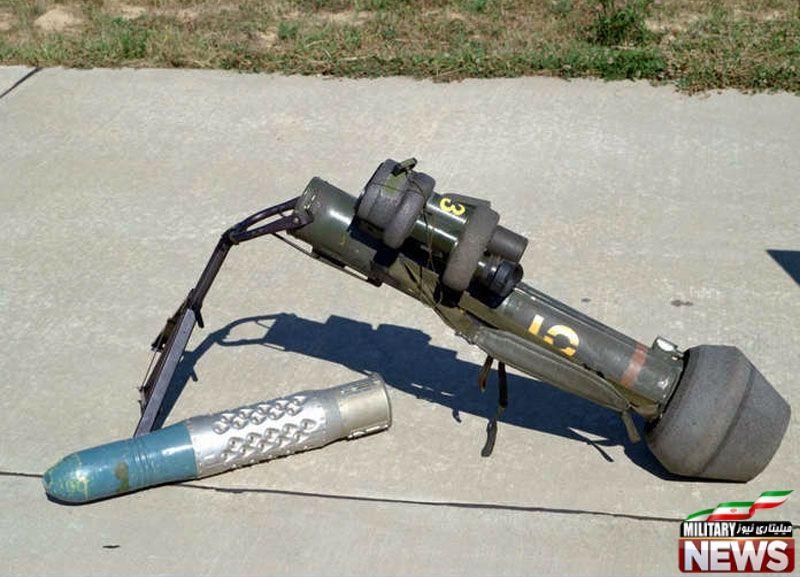 معرفی موشک ضدزره ام ۴۷ دراگون