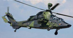 بالگرد EC-665 Tiger KHS ساخت کنسرسیوم یوروکاپتر