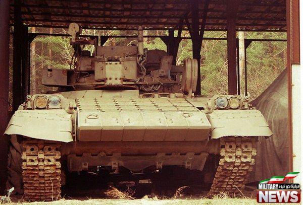 پروژه تانک تی۴۷۷ ملقب به چکش شوروی