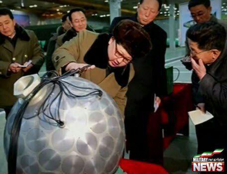 آیا کره شمالی به تکنولوژی ساخت کلاهک اتمی برای پرتاب با موشک دست یافته است؟