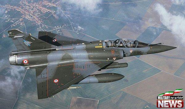 جنگنده Mirage-2000D