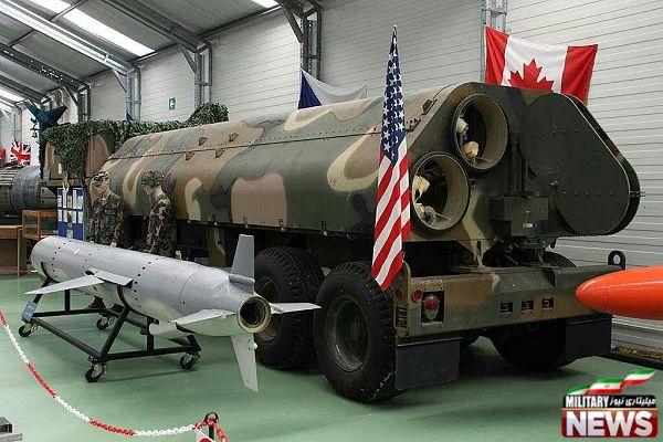 لانچر موشک انداز گریفون BGM-109G Gryphon