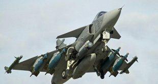 جنگنده های مختلف درحالت بارگذاری و لود سنگین تسلیحات و تجهیزات