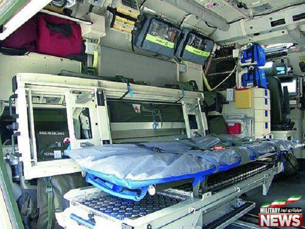 آمبولانس زرهی