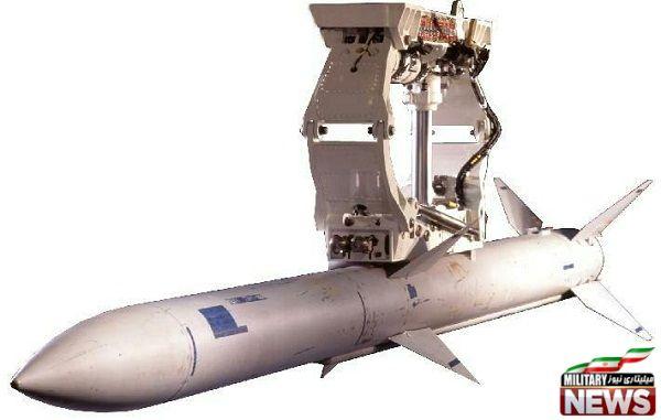 جنگنده رپتور و شلیک موشک آمرام از محفظه داخلی