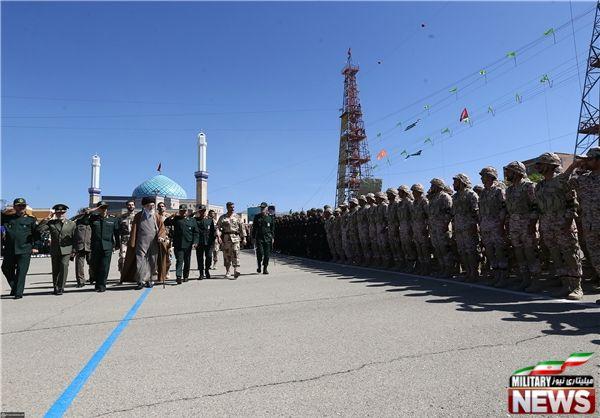 گردش موشکهای سپاه به سمت «دریای عمان»+عکس