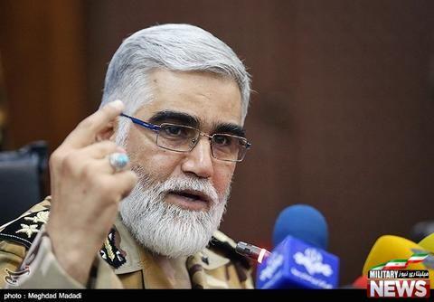 امیر پوردستان: تمامی تحرکات نظامی منطقه توسط ایران رصد میشود