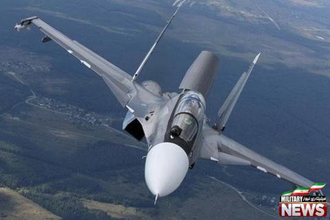 رهگیری و تعقیب هواپیمای شناسایی آمریکا توسط جنگنده روسی