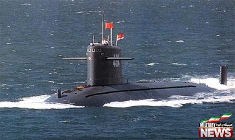 مخالفت سریلانکا با پهلوگیری زیردریایی چینی