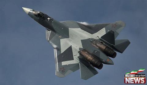 جنگندهای که روسیه با آن میخواهد «اف – ۳۵» را نابود کند
