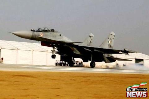 لاشه جنگنده هندی مفقود شده در مرز چین پیدا شد