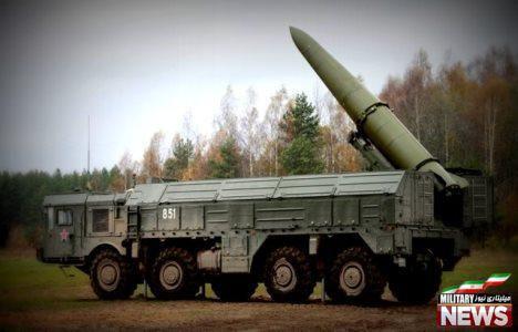 نگرانی ناتو از انتقال موشک اسکندر به تاجیکستان
