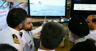 اطلاعاتی از موشک زیردریایی پرتاب ایران