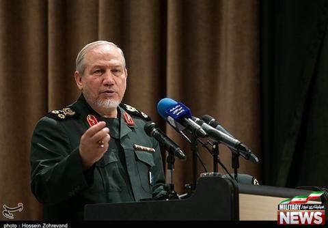 آمریکا علیه ایران اقدام کند پایگاههای نظامیاش ناامن میشوند/ برد ۲هزار کیلومتری موشکها از مرزهای ایران