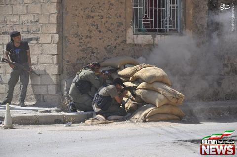 ادعای تروریستها مبنی بر سرنگونی جنگنده سوری