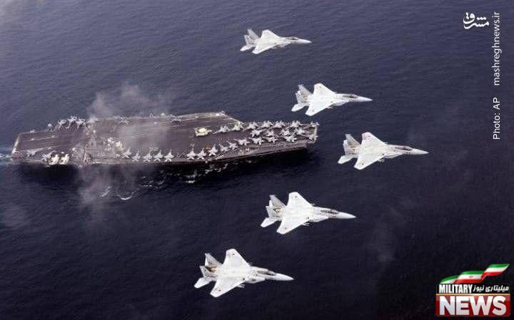 تمرینات نظامی در آمریکا، ژاپن و آفریقای جنوبی/ افطار ملوانان کراچی+ تصاویر