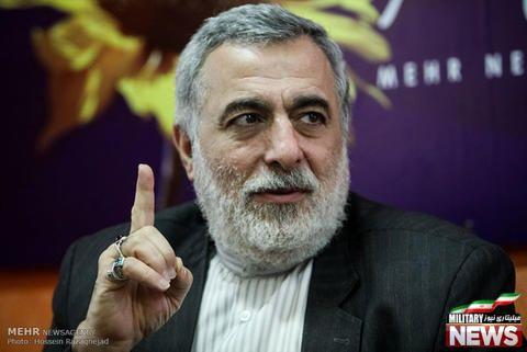 یکی از موشک های ایران مستقیما به مقر سرکردگان داعش اصابت کرده است