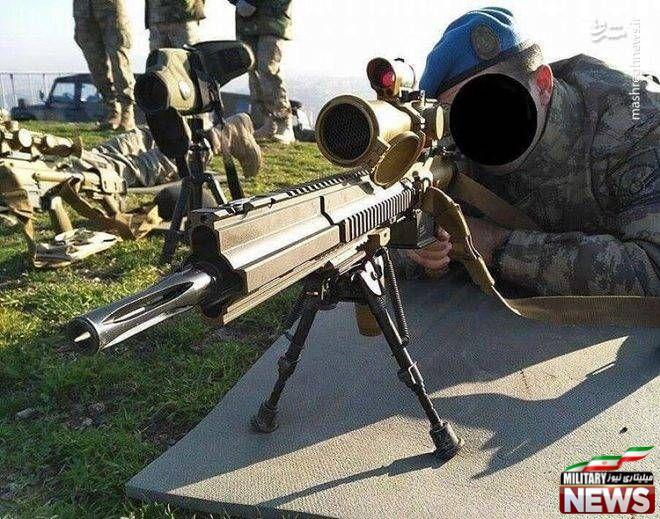 تجهیز ارتش ترکیه به اسلحه ۱۱ هزار دلاری+عکس