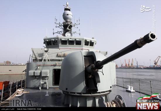 اعزام ۲ ناوچه ایرانی به مسابقات نظامی روسیه