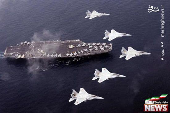 رزمایش مشترک ناوگان هوایی آمریکا و ژاپن برگزار شد