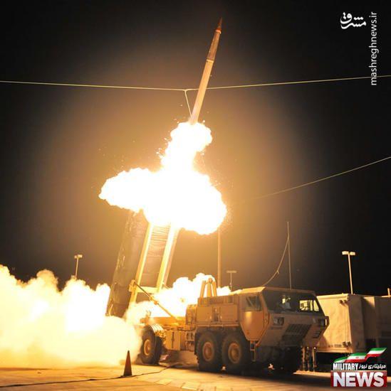 آزمایش سامانه دفاع موشکی تاد در آلاسکا