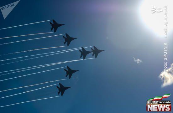 روسیه توان خود را در صنعت هوافضا تقویت میکند