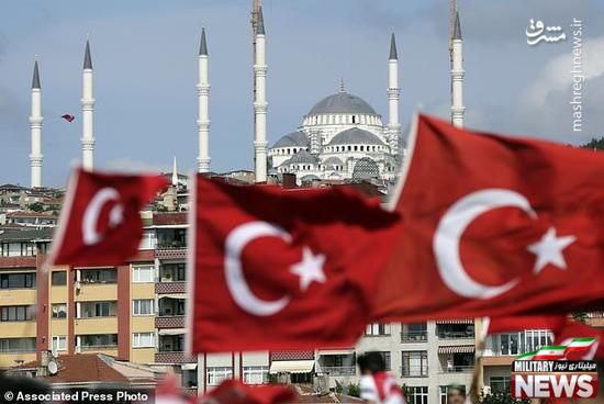 کاهش ۴۰ درصدی فرماندهان ارتش ترکیه پس از کودتا