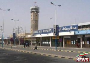 جنگندههای عربستان مانع از ورود هواپیمای سازمان ملل متحد به فرودگاه صنعا شد