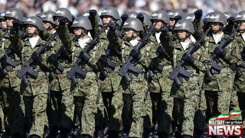بررسی خرید تسلیحات تهاجمی توسط ژاپن