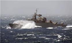 ناوهای ارتش به غرب اقیانوس اطلس می روند