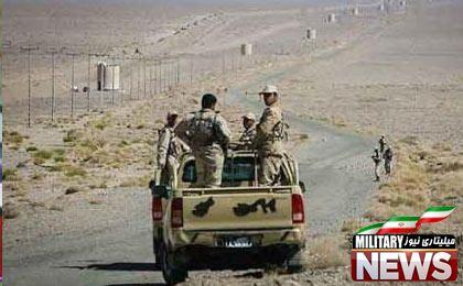 شهادت یک مرزبان در خرمشهر هنگام تمرین نظامی