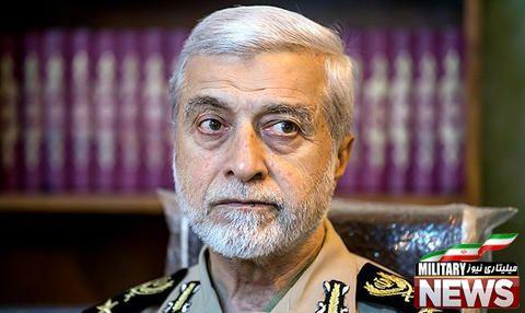 سرلشکر صالحی: امیدوارم سرنوشتی مانند شهید حججی داشته باشم
