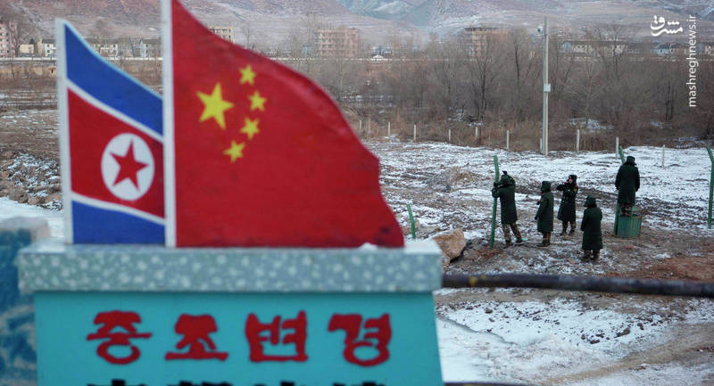 آمادگی چین برای تنبیه تشنجسازان شبهجزیره کره + تصاویر